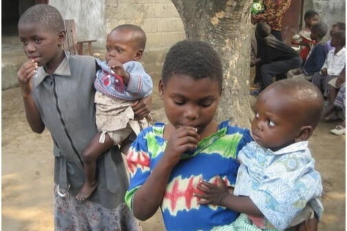 Helping Poor Families In Congo During COVID-19