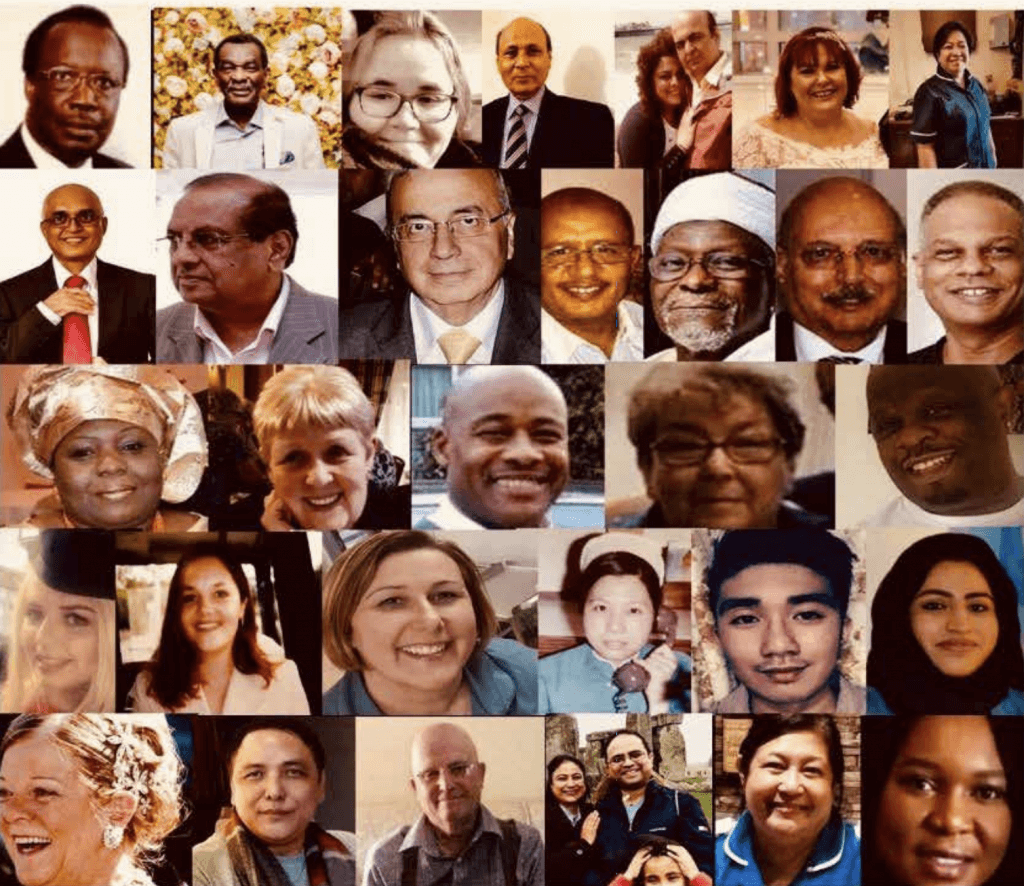 Covid 19 and the Impact on BAME communities