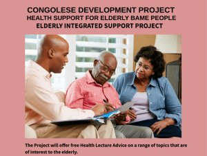 Health Support For Elderly Bame People Elderly Integrated Support Project pdf
